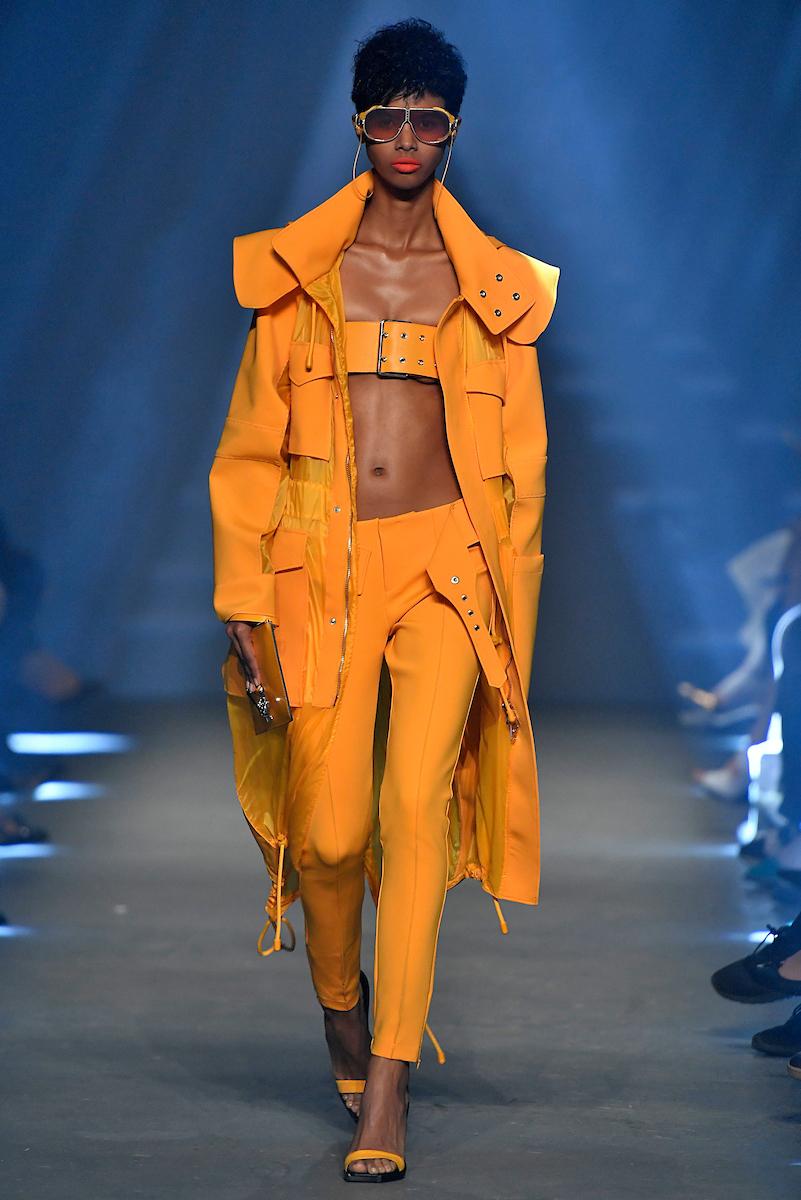 88fff3e422 Versus de Donatella Versace abre a Semana de Moda de Londres ...