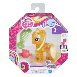 My Little Pony Water Cuties Wave 3 Applejack Brushable Pony