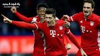 رسميا بايرن ميونخ بطل الدوري الالماني 2018/2019 بتحقيق فوز كاسح علي آينتراخت