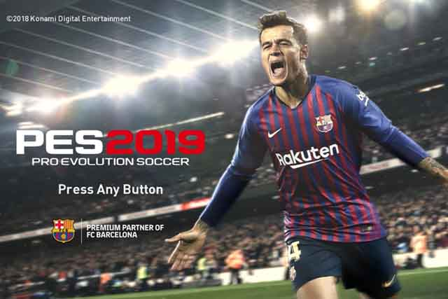 Cara Download dan Install PES 2019 Demo Steam untuk PC