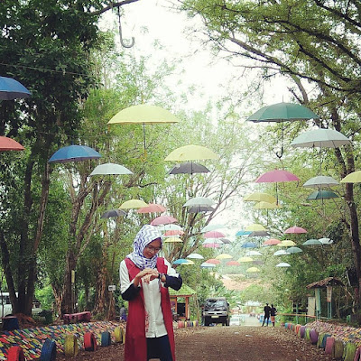 Tiket masuk Gunung Pinang Serang Banten