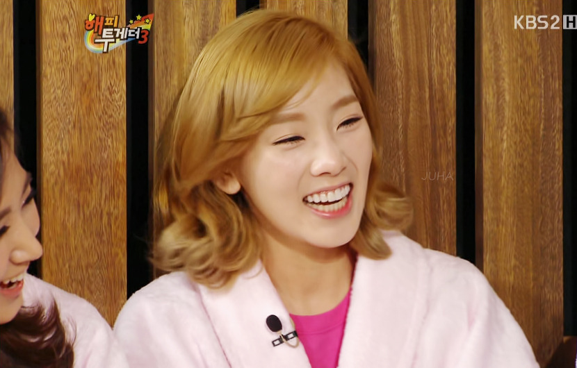Awingmaweee:): [Capture] Taeyeon - Happy Together 3