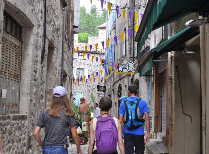 Rue des commerce