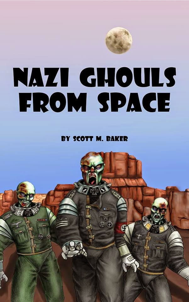 Nazi Ghouls From Space (Kindle)