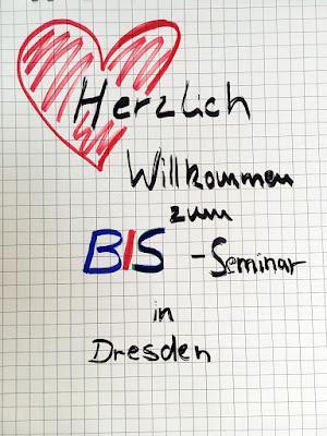 Betriebsratsschulung von B I S  in Dresden