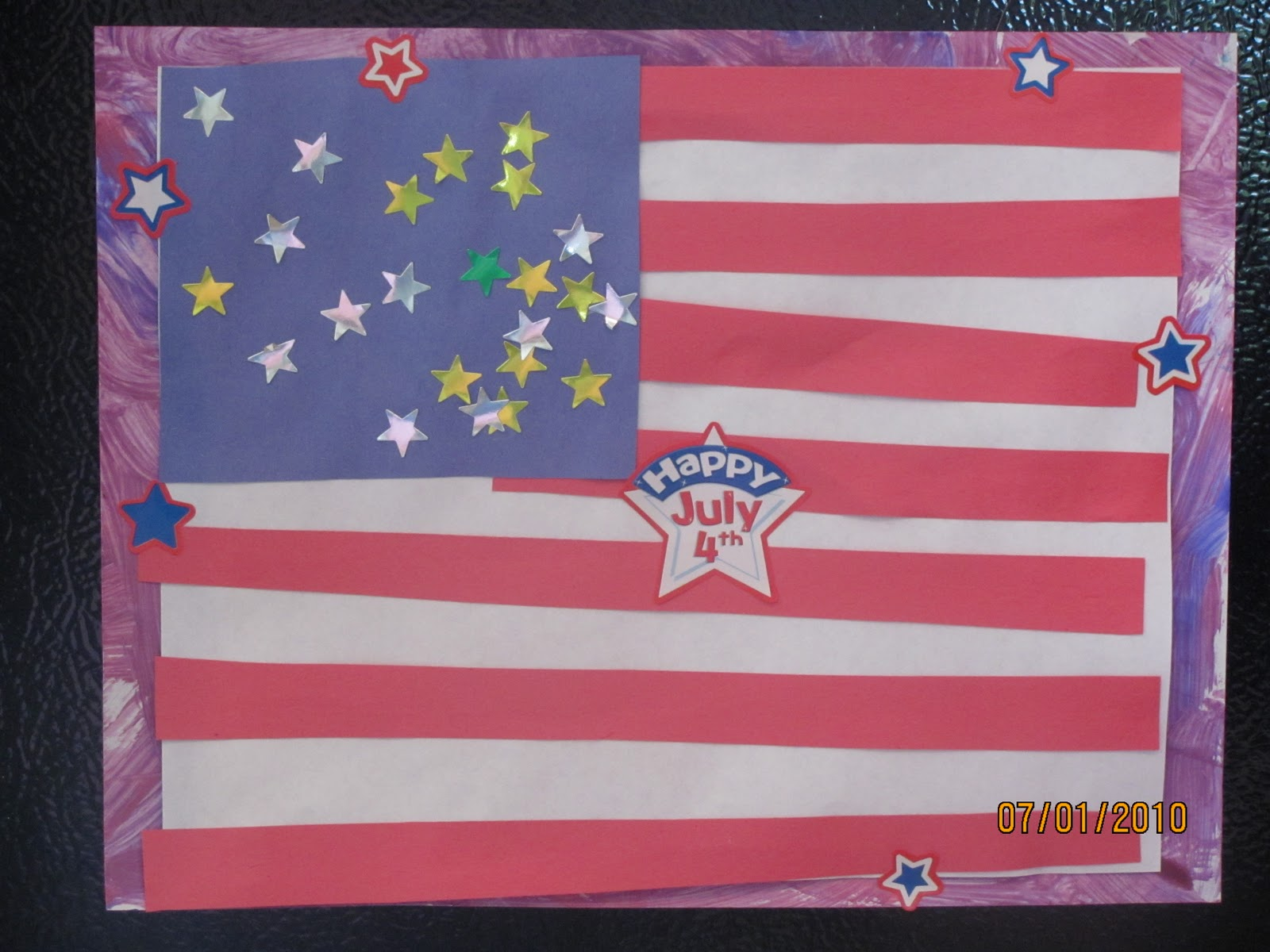Live Learn Love Independence And Liberty Preschool Crafts