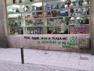 Podemos, Pablo Iglesias y la política callejera