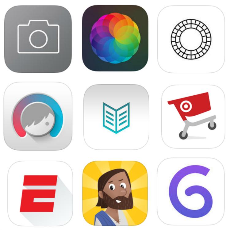10 favorite iphone apps - Hall Around Texas