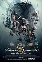 Pirates of the Caribbean Dead Men Tell No Tales Movie Poster 2