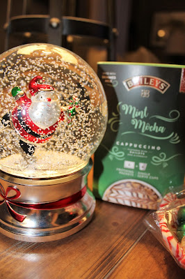Baileys Mint Mocha Cappuccino the perfect gift, gift, gift guide, coffee, coffee lover, keurig, drinks
