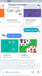 Google Allo Games - BounceGeek
