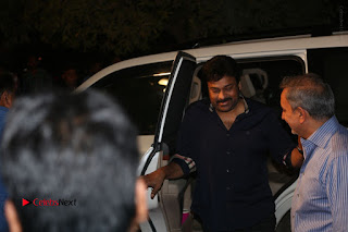 Chiranjeevi Stills at Gemini TV Puraskaralu Event  0031.JPG