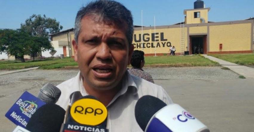 Dos mil 500 estudiantes afectados por problemas de desagüe y basura en la UGEL Chiclayo