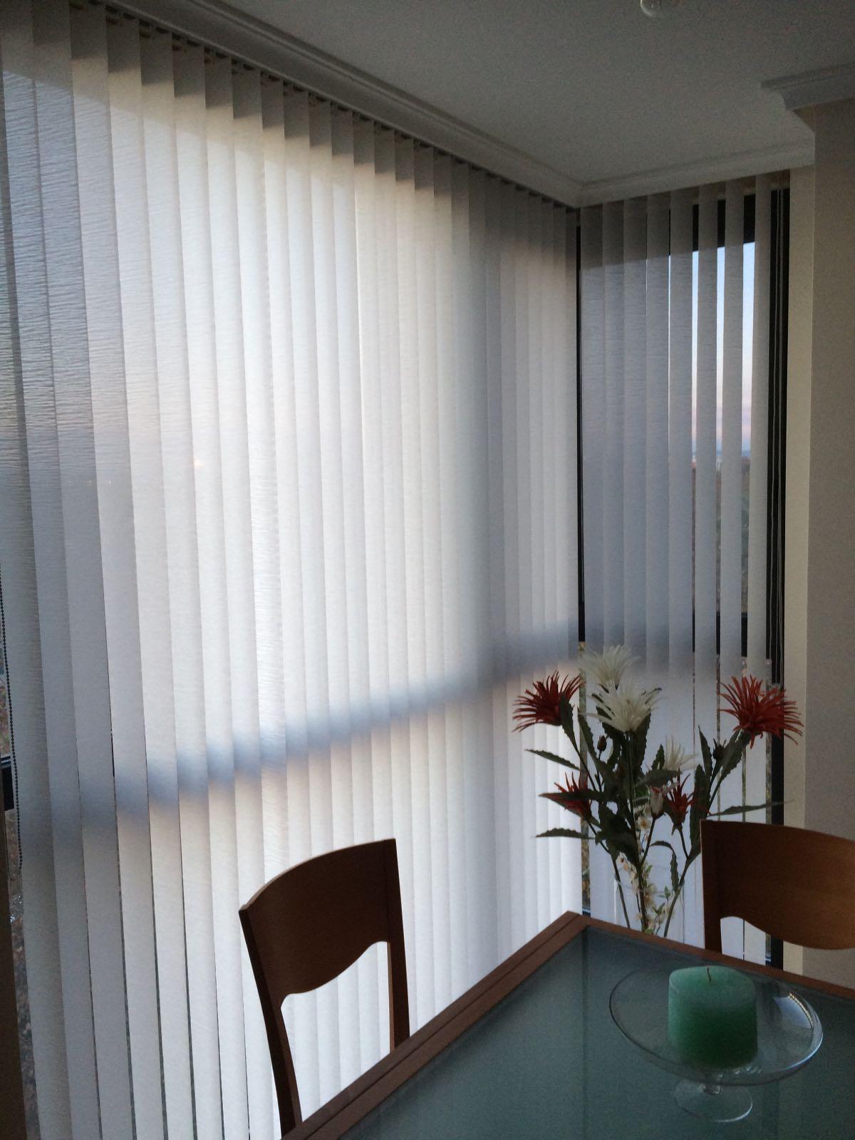Navarro valera cortinas y ropa de hogar las cortinas - Cortinas de lamas verticales ...