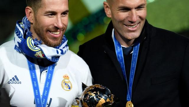 L'annonce mystérieuse de Sergio Ramos pour l'avenir de Zidane