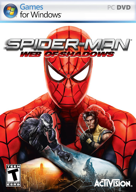 Spider Man Web of Shadows Full Version Free Download By Rana 4 You