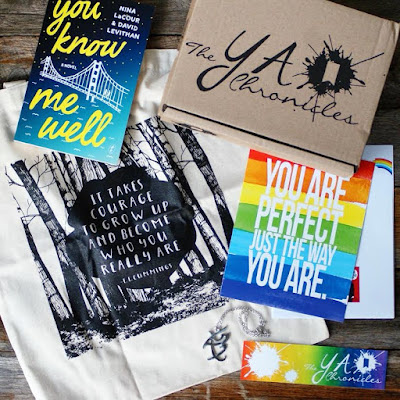 The YA Chronicles June Box - Monthly Subscription Boxes Australia - Shipped to Aus