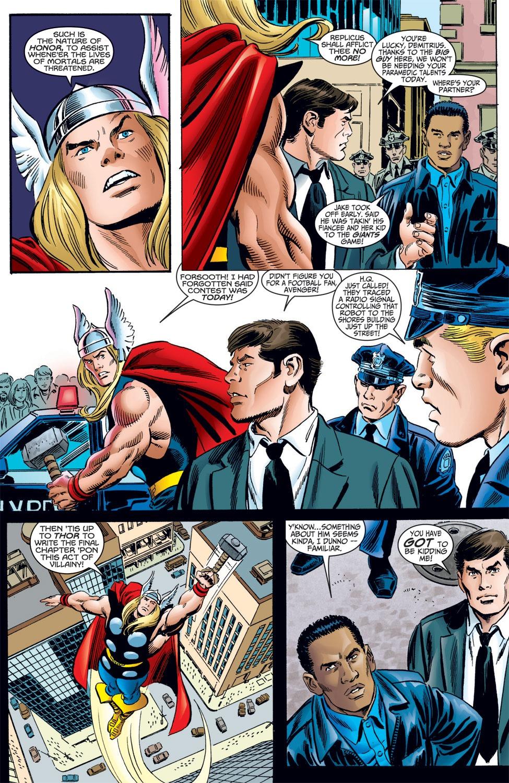 Thor (1998) Issue #9 #10 - English 9