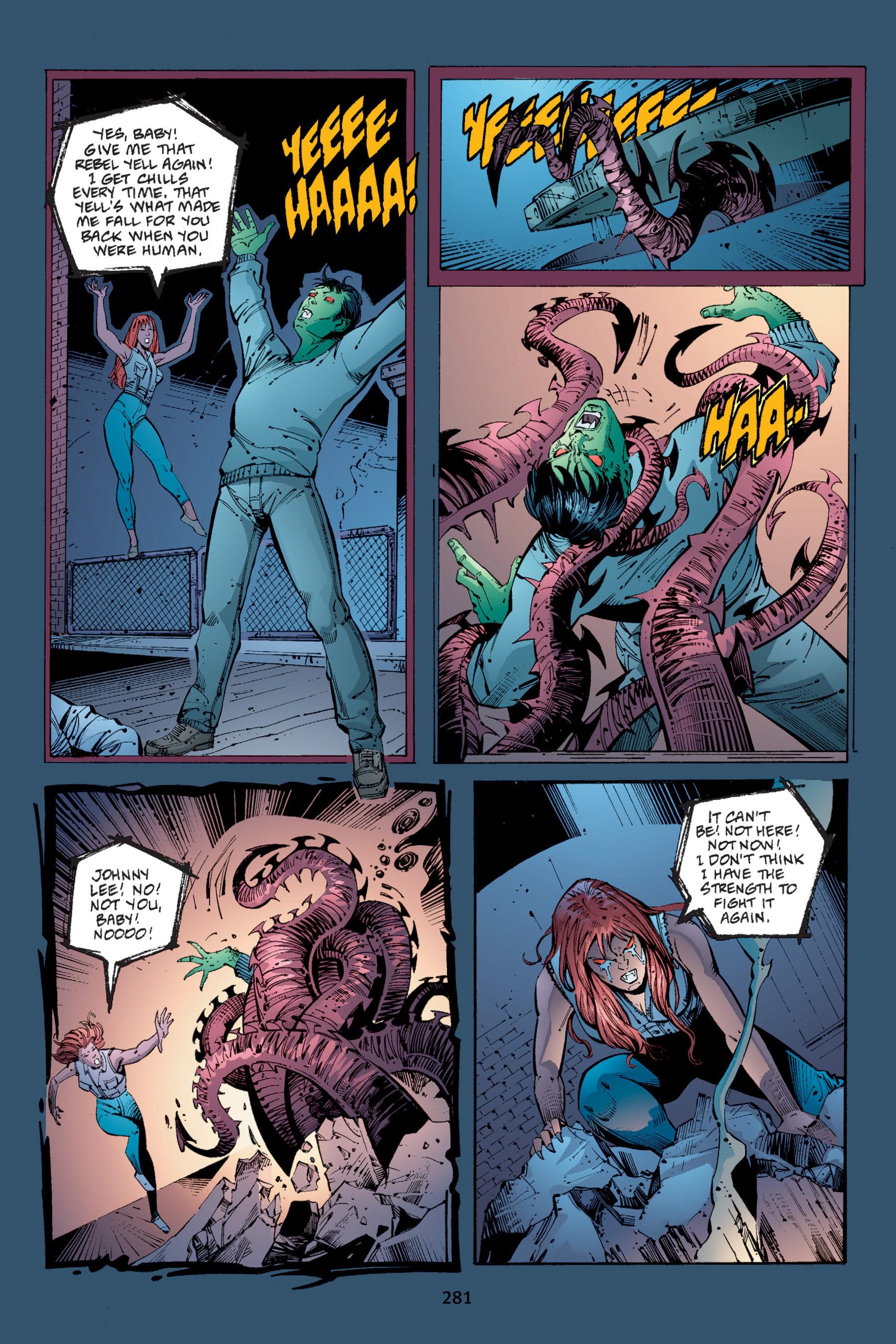 Read online Buffy the Vampire Slayer: Omnibus comic -  Issue # TPB 4 - 278