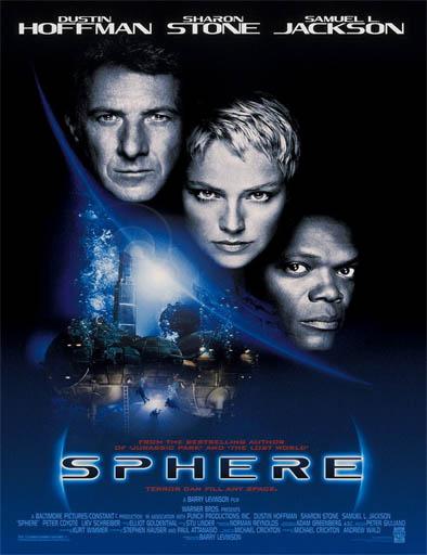 Ver Esfera (Sphere) (1998) Online