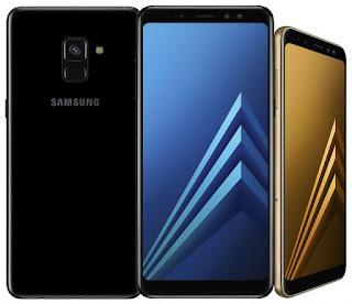 Samsung Galaxy A8 (2018), Galaxy A8 + (2018) Dengan Dual Selfie Cameras dan Infinity Display
