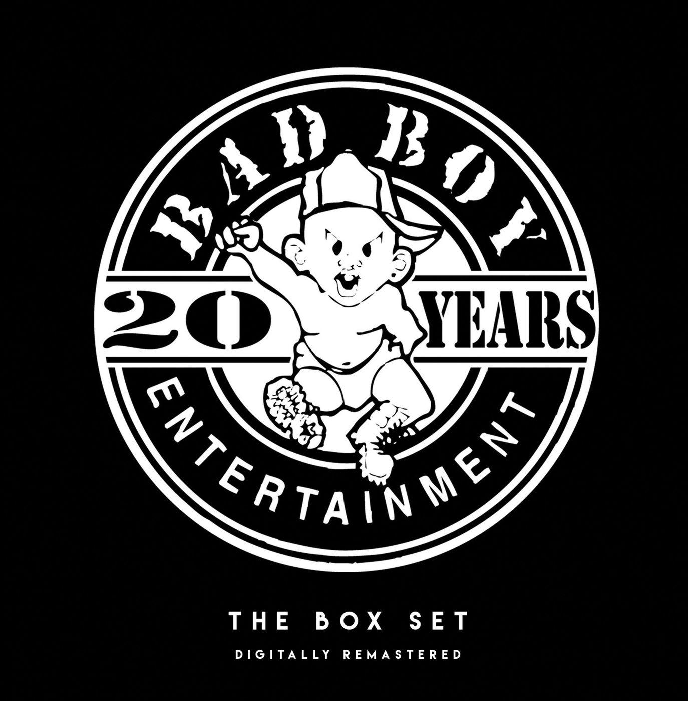 Various Artists - Bad Boy 20th Anniversary Box Set Edition Cover