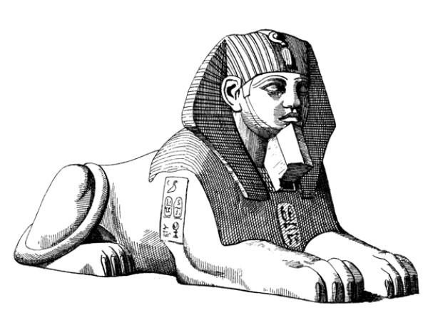 La Esfinge simbolo y significado-mito