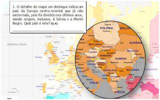 Prova de Geografia - 9º ano - 3º bimestre - 2016 - www.professorjunioronline.com