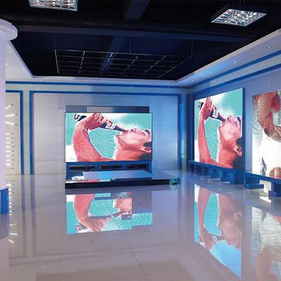 Nơi lắp đặt màn hình led p5 indoor tại Bình Dương