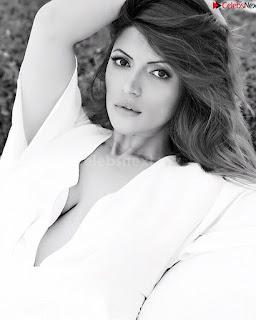 Shama Sikandar Beautiful Stunning Deep neck Gowns Bikini Inners 012.jpg