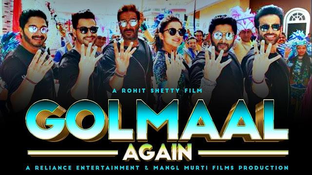 Golmaal Again Full Movie in Hindi Watch Online