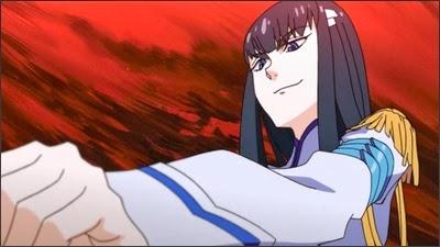 คิริวอิน ซัตสึกิ (Kiryuin Satsuki) @ Kill la Kill
