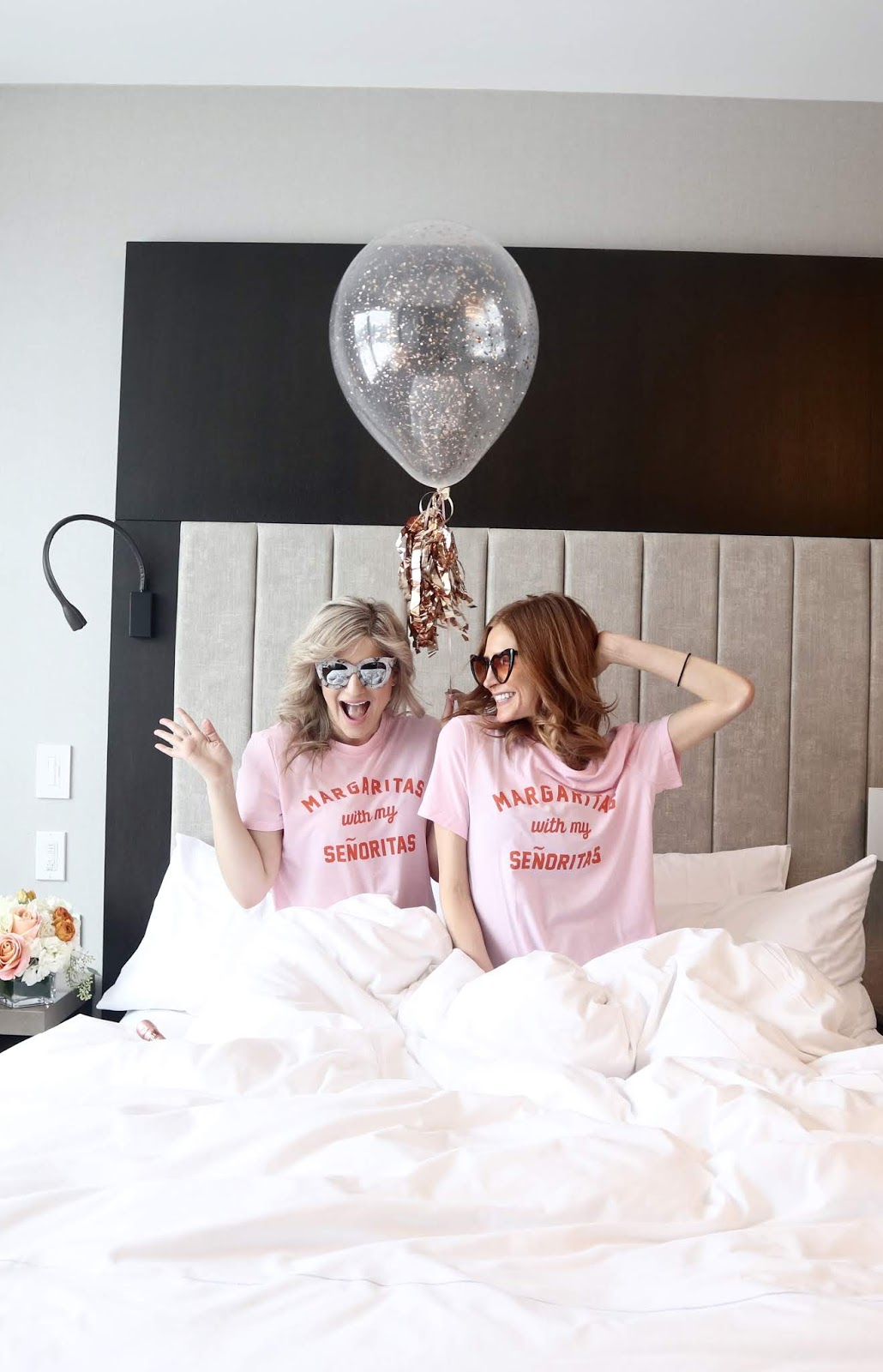 hotel x toronto bestie staycation tulle skirts