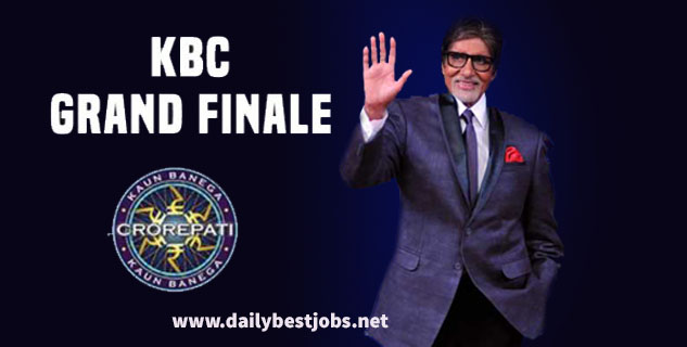 Kaun Banega Crorepati, Grand Finale 2017, Yuvraj in KBC, 6th & 7th Nov KBC Finale 2017