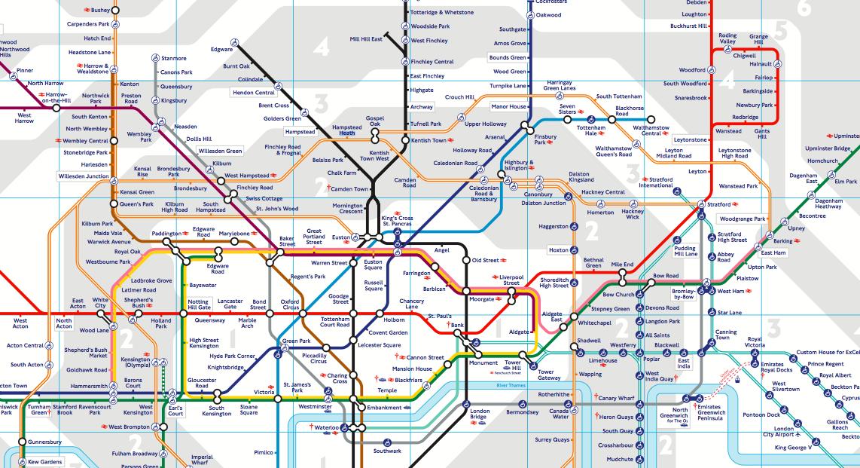 Trasporti di Londra: come muoversi, mappe e abbonamenti ...