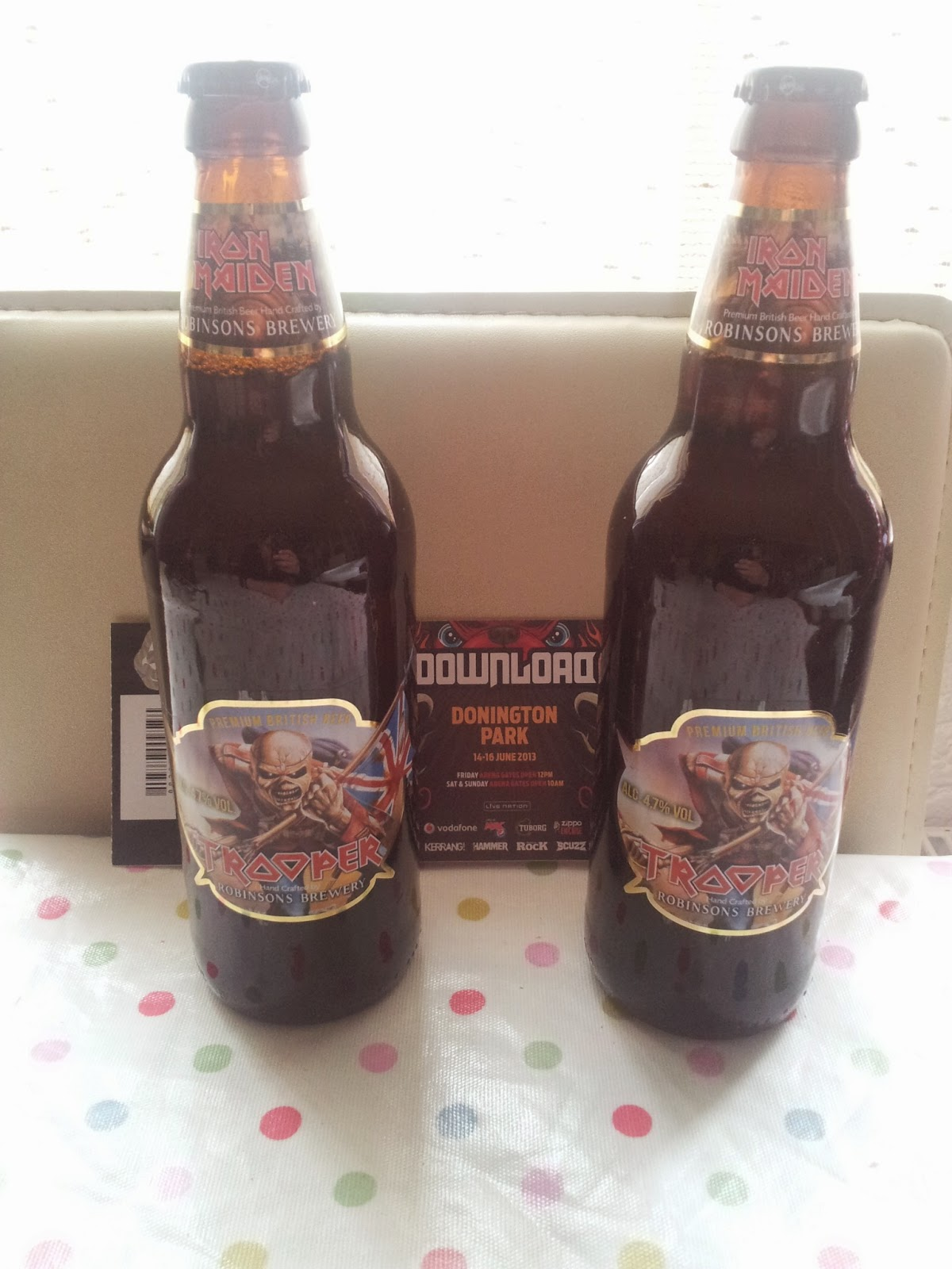 Father's Day Iron Maiden Download Beer