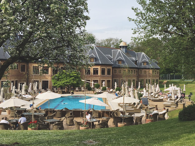 pennyhill park pool