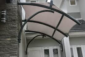 canopy kain untuk rumah