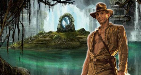 Indiana Jones y la fuente de la Juventud