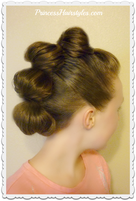 topsy tail bubble faux hawk tutorial dance hairstyles