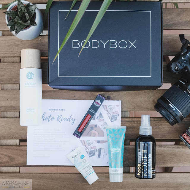 Unboxing Bodybox Junio