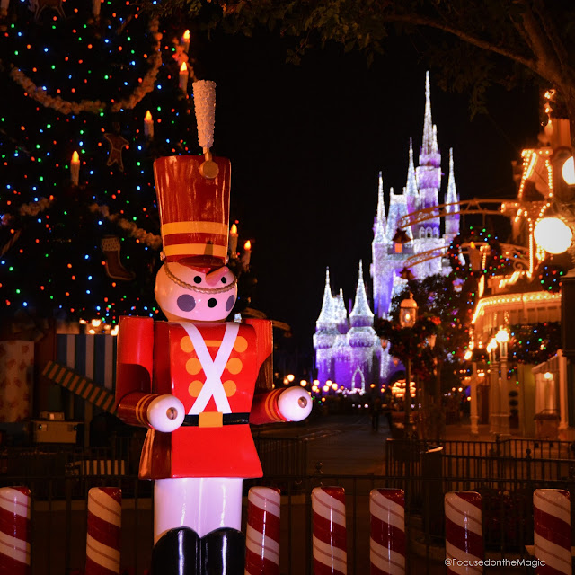 The holidays are the most magical time of year to visit Walt Disney World Resort