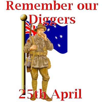 anzac day clipart for celebration