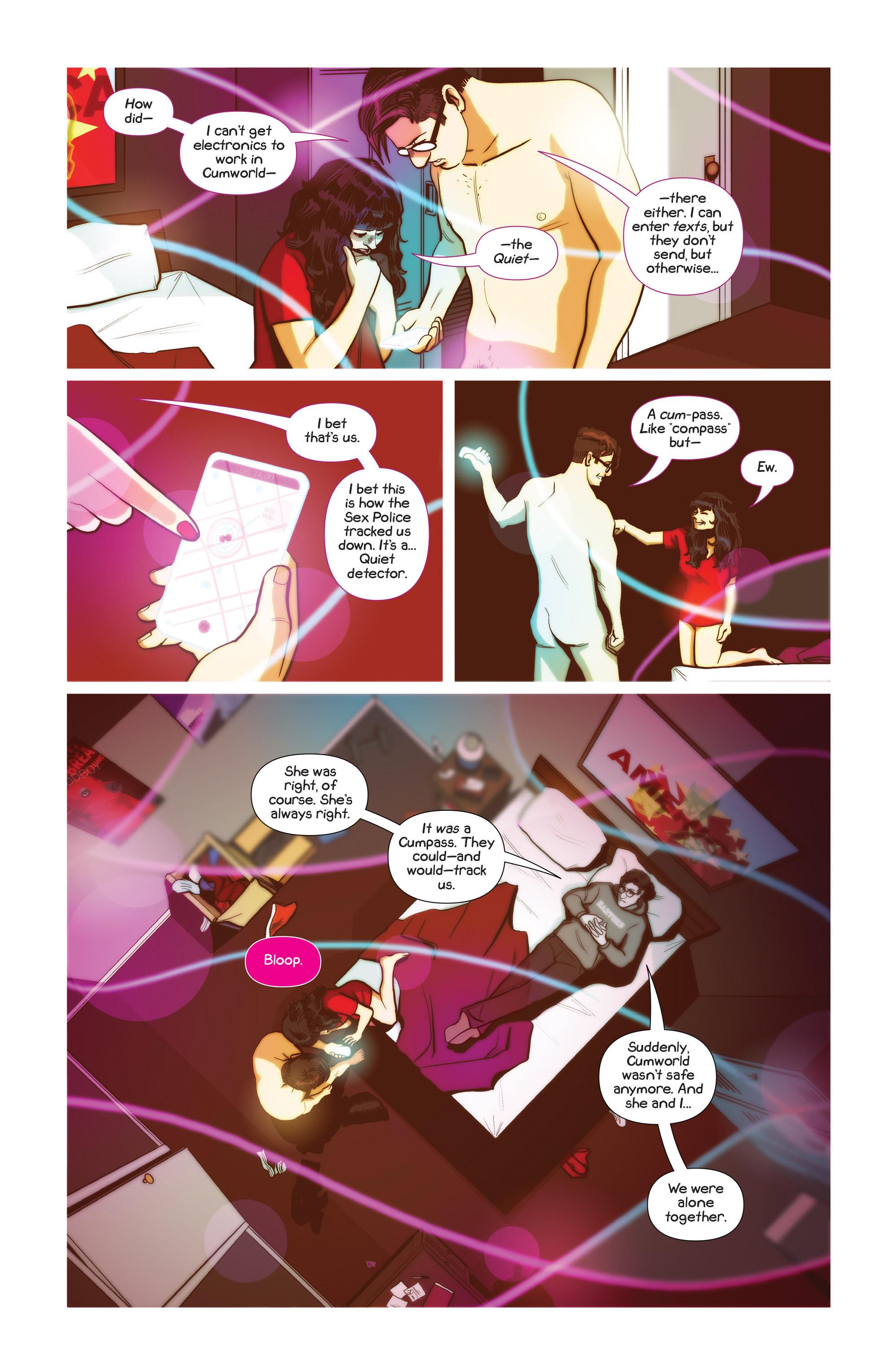 Read online Sex Criminals comic -  Issue #6 - 7