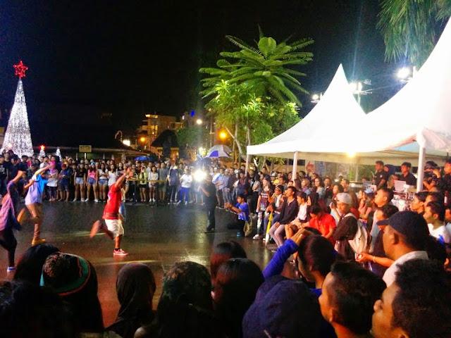 flashmob di lippo mall kuta