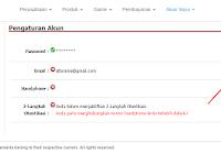 Cara Verifikasi Email Akun Garena Indonesia Terbaru