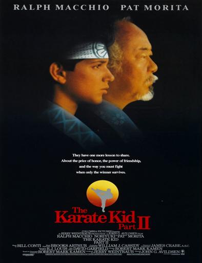 Ver Karate Kid 2: la historia continúa (1986) Online