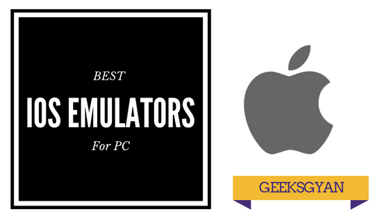 9 best iOs emulators for windows | Emulators for pc