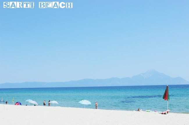Best beaches in Sithonia and Chalkidiki