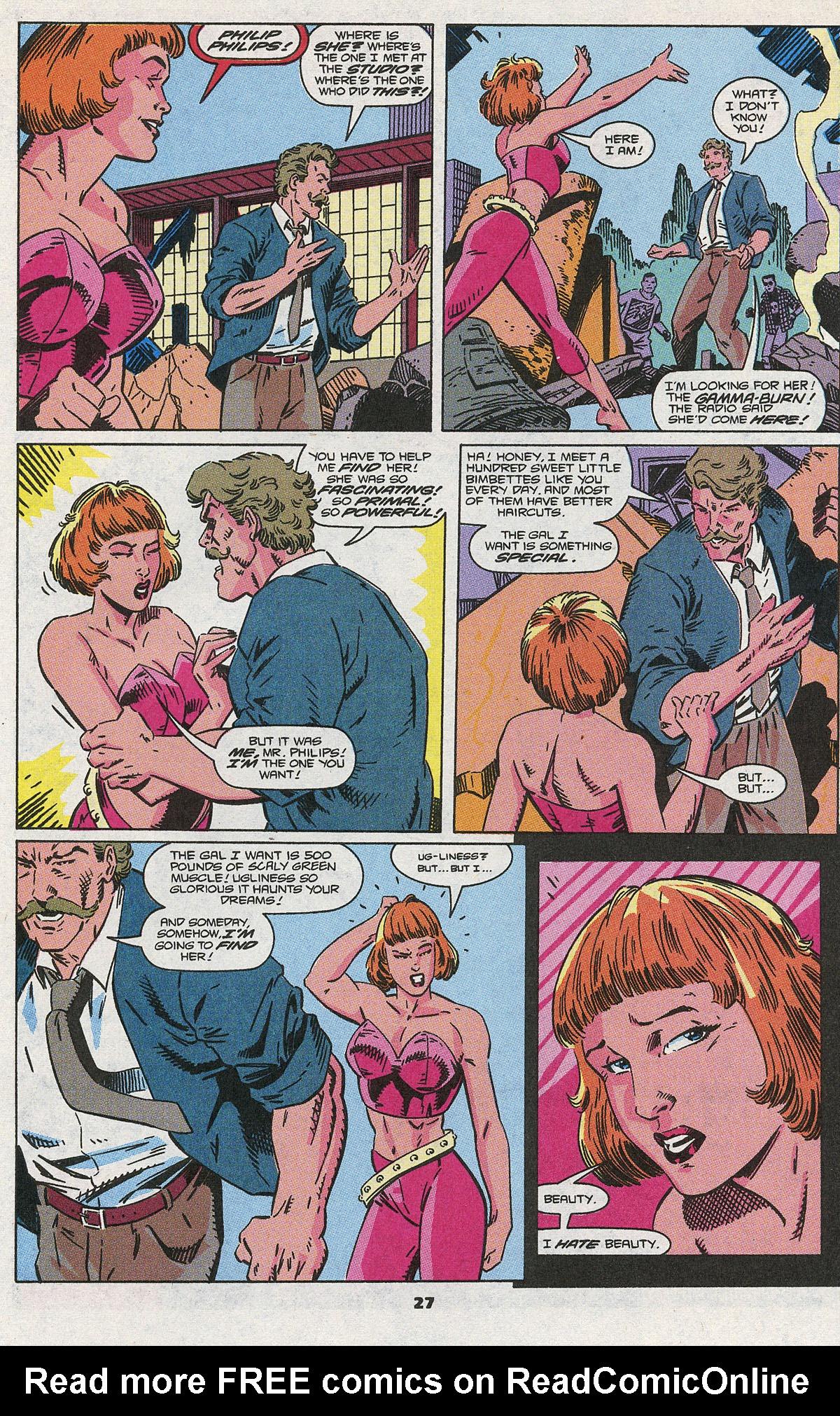 Read online Wonder Man (1991) comic -  Issue #3 - 22